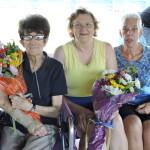 Members Alma, Ann & Debbie