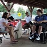 Members Jeanne, Steve, Tommy & Guy