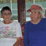 Members Bev and Juanita.