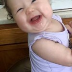 Baby member Elizabeth Kline