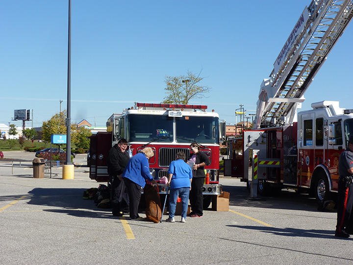 Photo 2 from the Cecil County Fire Expo